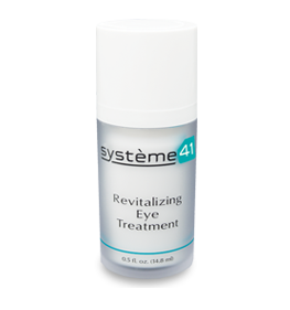Revitalizing Eye Treatment